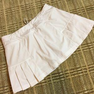 Athleta Tennis Skirt XS